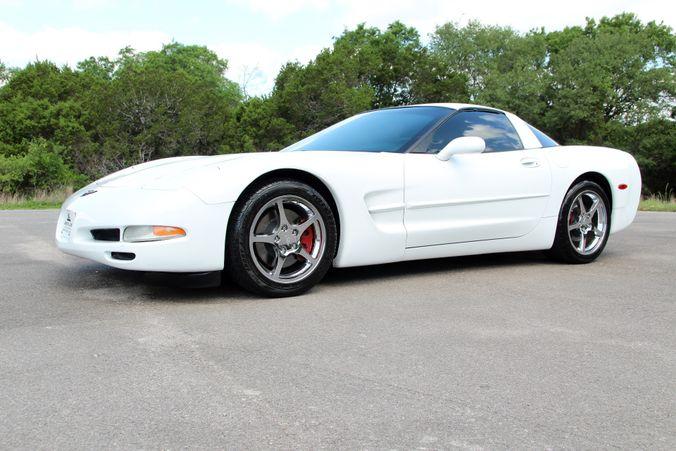 1998 Chevrolet Corvette in Liberty Hill , TX