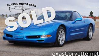 1998 Chevrolet Corvette in Lubbock Texas
