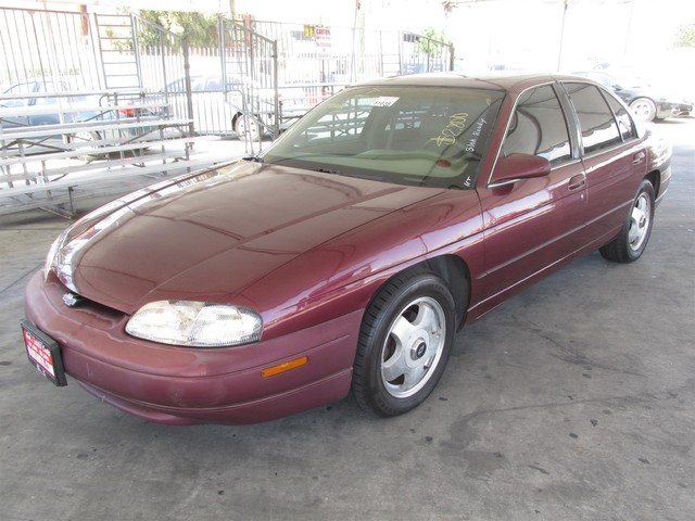 1998 Chevrolet Lumina LTZ Please call or e-mail to check availability All of our vehicles are a