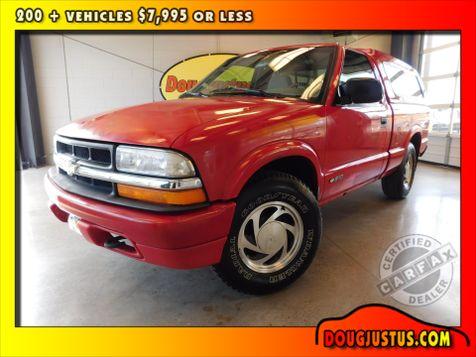 1998 Chevrolet S 10 LS