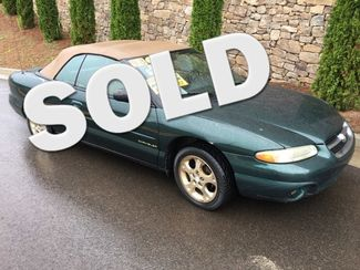 1998 Chrysler-$1995!! Auto!! Convertible! Sebring-LOW LOW MILES! 119K JXi-119K!! LOW MILES Knoxville, Tennessee 2