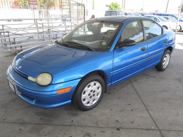 1998 Dodge Neon Competition Please call or e-mail to check availability All of our vehicles are
