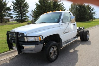 1998 Dodge Ram BR3500 ST Reg. Cab 8-ft. Bed 4WD in Great Falls, MT