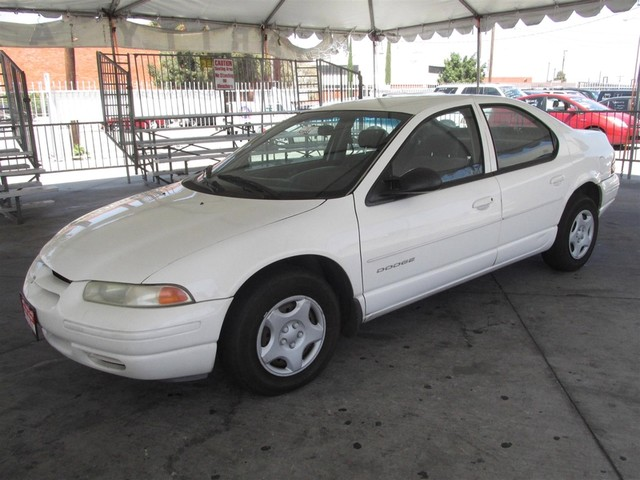 1998 Dodge Stratus Base Please call or e-mail to check availability All of our vehicles are ava