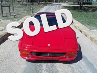 1998 Ferrari F355 GTS Targa Rosso Corsa Beaumont, TX