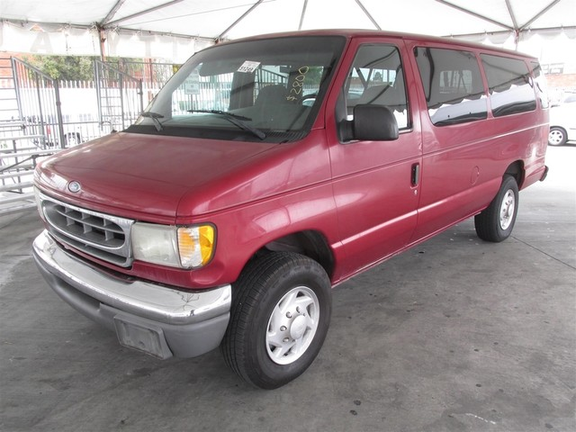 1998 Ford Club Wagon XLT This particular Vehicle comes with 4th Row Seat Please call or e-mail to