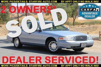 1998 Ford Crown Victoria LX Santa Clarita, CA