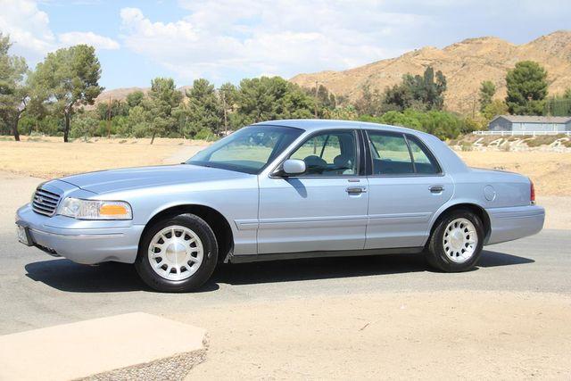 1998 Ford Crown Victoria LX Santa Clarita, CA 1