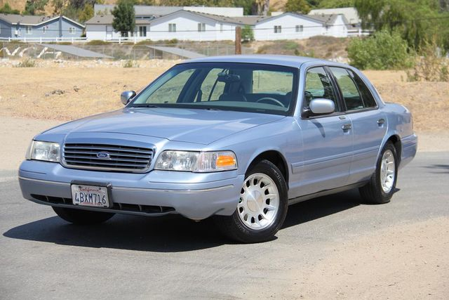 1998 Ford Crown Victoria LX Santa Clarita, CA 4