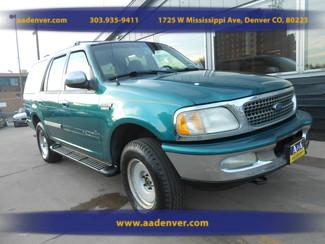 1998 Ford Expedition XLT 4x4 | Denver, CO | A&A Automotive of Denver in Denver, Littleton, Englewood, Aurora, Lakewood, Morrison, Brighton, Fort Lupton, Longmont, Montbello, Commerece City CO