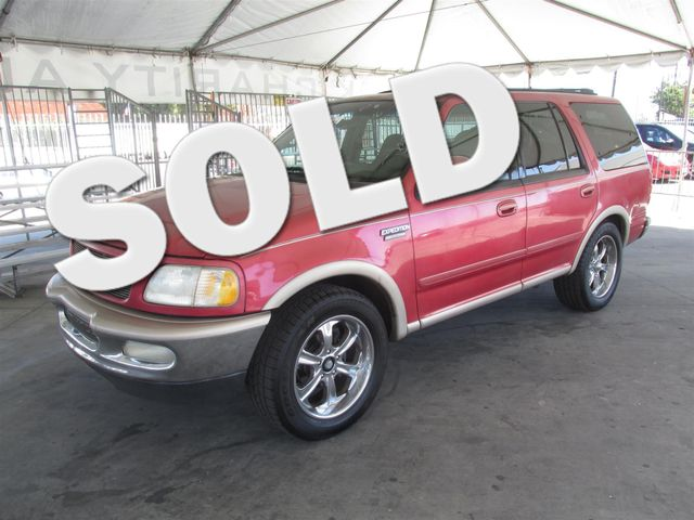 1998 Ford Expedition Eddie Bauer Please call or e-mail to check availability All of our vehicle