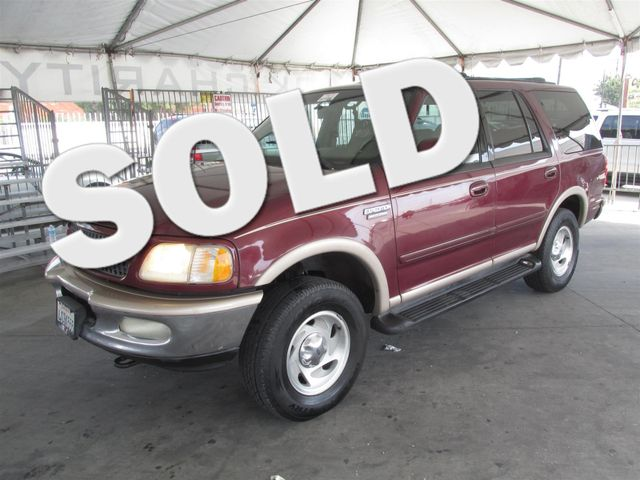 1998 Ford Expedition Eddie Bauer This particular Vehicle comes with 3rd Row Seat Please call or e