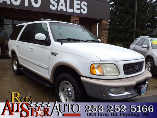 1998 Ford Expedition Eddie Bauer 4WD The CARFAX Buy Back Guarantee that comes with this vehicle me