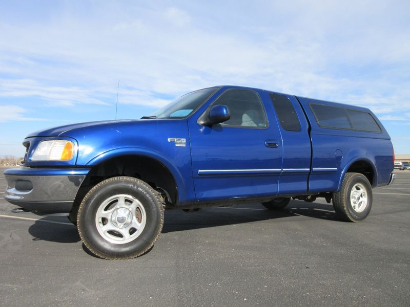 1998 Ford F-150 Supercab XLT 4X4  Fultons Used Cars Inc  in , Colorado