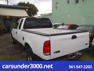 1998 Ford F-150 Standard Lake Worth , Florida 1