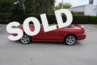 1998 Ford Mustang SVT Cobra Delray Beach, Florida