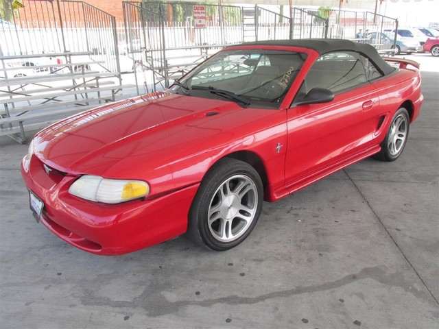 1998 Ford Mustang This particular Vehicles true mileage is unknown TMU Please call or e-mail t