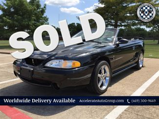 1998 Ford Mustang SVT Cobra ONLY 31,688 MILES- NICE!!! in Garland