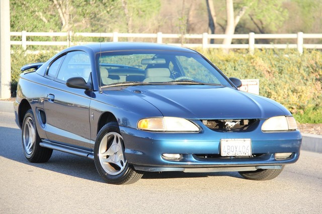 1998 Ford Mustang Santa Clarita, CA 3