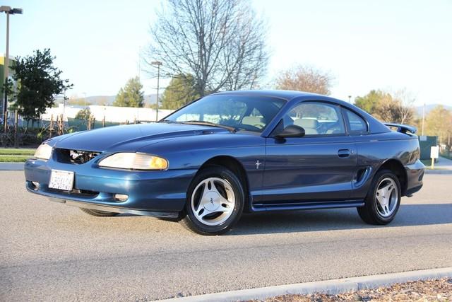 1998 Ford Mustang Santa Clarita, CA 1