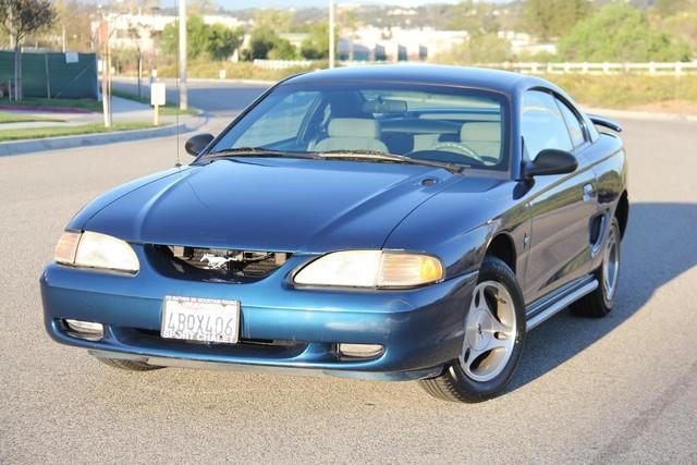 1998 Ford Mustang Santa Clarita, CA 4