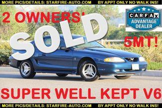 1998 Ford Mustang Santa Clarita, CA