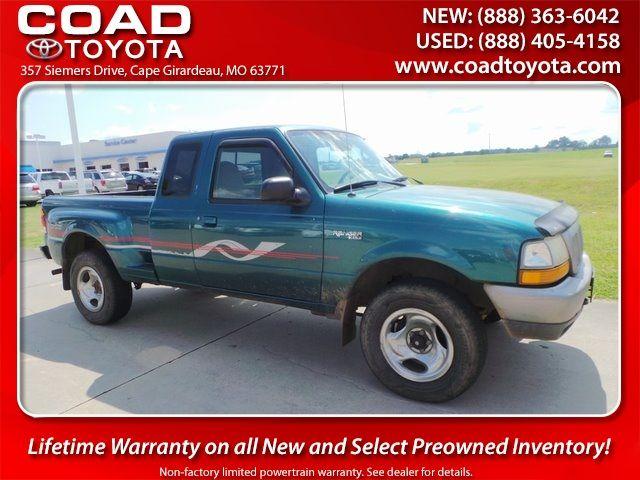 1998 Ford Ranger Cape Girardeau, Missouri 0