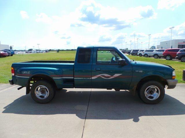 1998 Ford Ranger Cape Girardeau, Missouri 1