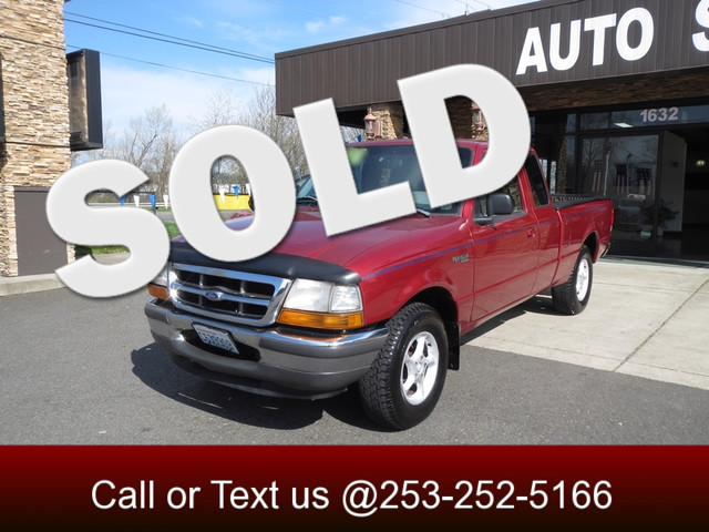 1998 Ford Ranger XLT The CARFAX Buy Back Guarantee that comes with this vehicle means that you can
