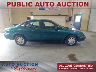 1998 Ford TAURUS  | JOPPA, MD | Auto Auction of Baltimore  in Joppa MD