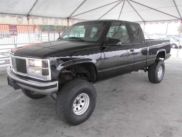 1998 GMC Sierra 1500 This particular Vehicles true mileage is unknown TMU Please call or e-mai