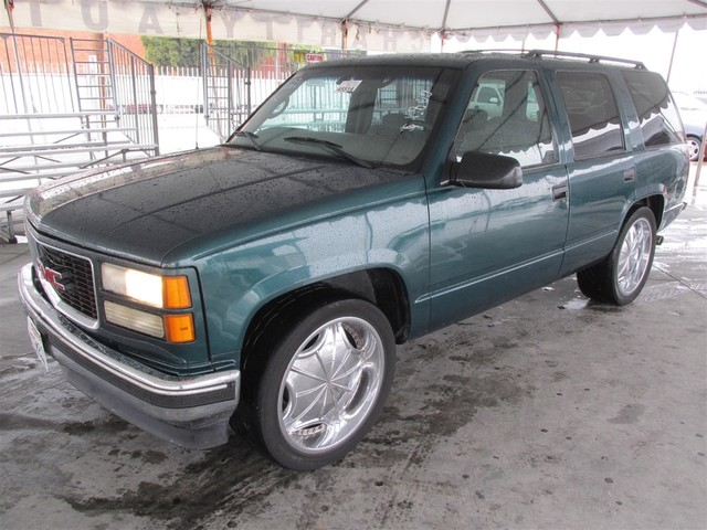 1998 GMC Yukon Please call or e-mail to check availability All of our vehicles are available fo