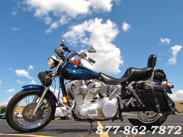 1998 Harley-Davidson DYNA SUPER GLIDE FXD DYNA SUPER GLIDE FXD McHenry, Illinois 1