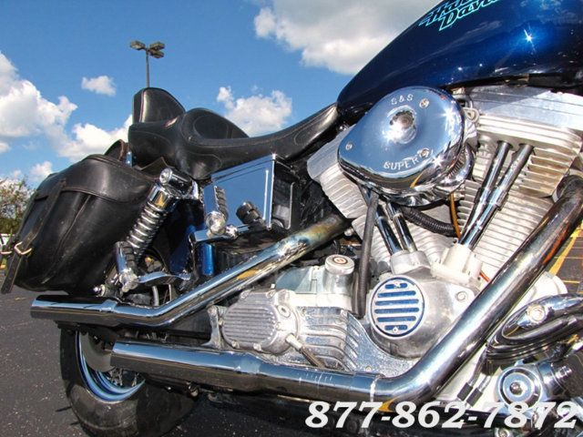 1998 Harley-Davidson DYNA SUPER GLIDE FXD DYNA SUPER GLIDE FXD McHenry, Illinois 21