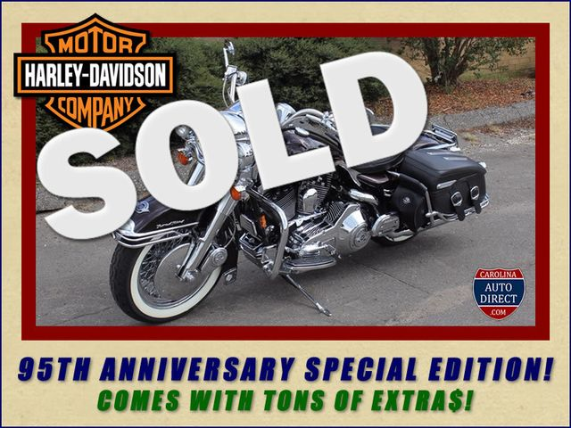 1998 Harley Davidson FLHRC I 95TH Anniversary Special Edition Electra Glide Road King Classic Mooresville , NC 0