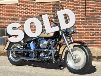 1998 Harley-Davidson FLSTF 95th Anniversary Fat Boy Oaks, Pennsylvania