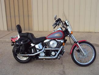 1998 Harley Davidson SOFTAIL CUSTOM Hutchinson, Kansas