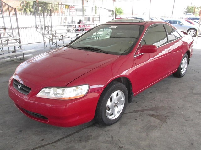 1998 Honda Accord EX This particular Vehicles true mileage is unknown TMU Please call or e-mai