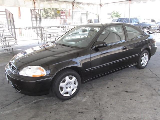 1998 Honda Civic EX This particular vehicle has a SALVAGE title Please call or email to check ava