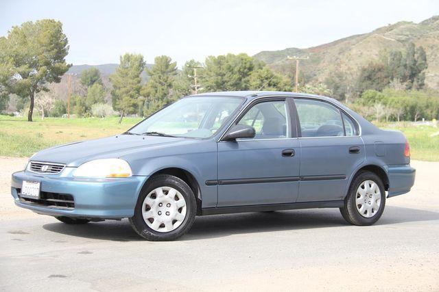 1998 Honda Civic LX Santa Clarita, CA 1