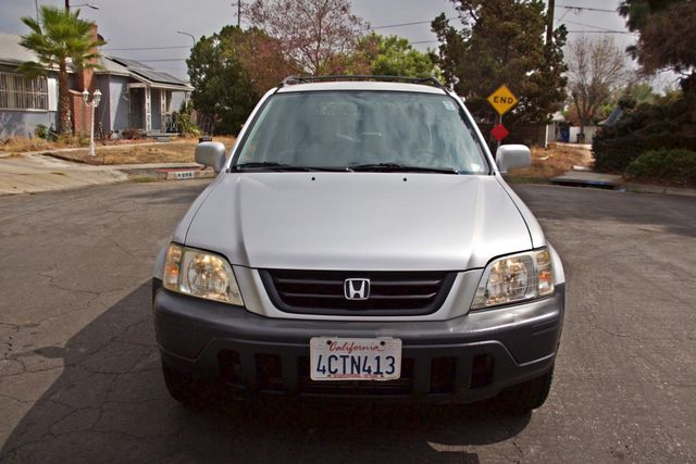 1998 Honda CR-V EX AWD SPORT UTILITY ONLY 79K ORIGINAL AWD MILES 1-OWNER SERVICE RECORDS XLNT CONDITION! Woodland Hills, CA 1