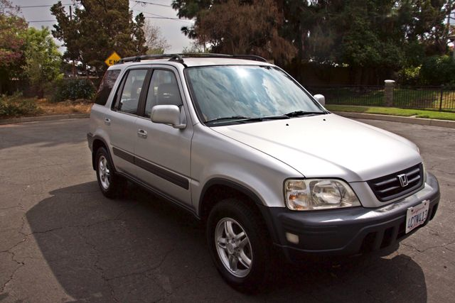 1998 Honda CR-V EX AWD SPORT UTILITY ONLY 79K ORIGINAL AWD MILES 1-OWNER SERVICE RECORDS XLNT CONDITION! Woodland Hills, CA 2