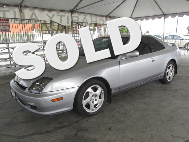 1998 Honda Prelude Please call or e-mail to check availability All of our vehicles are availabl