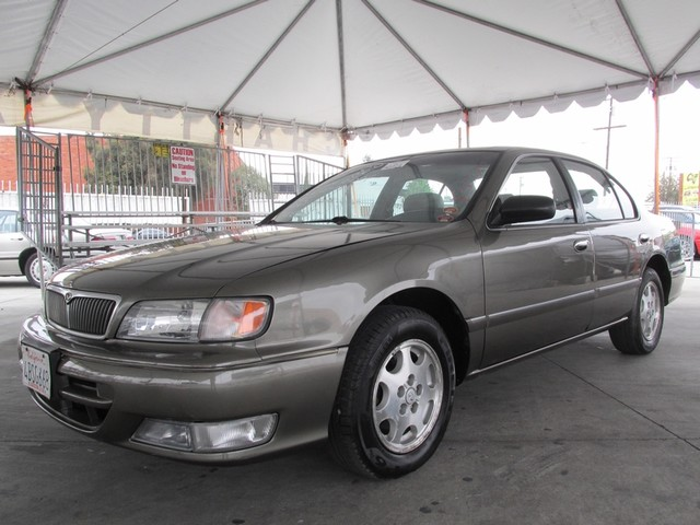 1998 Infiniti I30 Standard This particular Vehicles true mileage is unknown TMU Please call or
