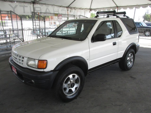 1998 Isuzu Amigo Please call or e-mail to check availability All of our vehicles are available