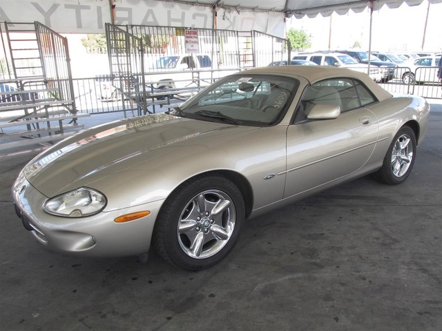 1998 Jaguar XK8 Please call or e-mail to check availability All of our vehicles are available f