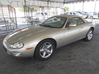 1998 Jaguar XK8 Gardena, California