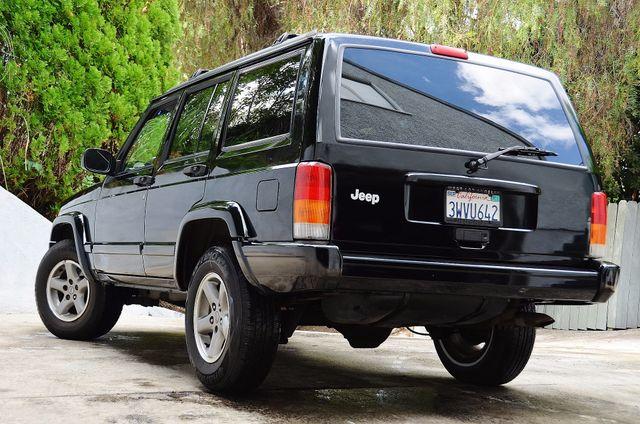 1998 Jeep Cherokee Classic Reseda, CA 4