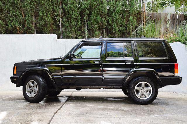 1998 Jeep Cherokee Classic Reseda, CA 3