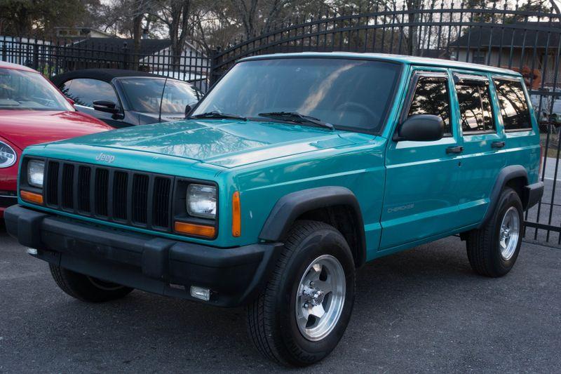 1998 Jeep Cherokee Sport   Texas  EURO 2 MOTORS  in , Texas